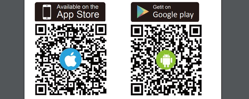 QR Codes LawMate app