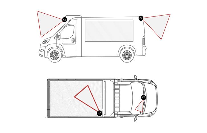 Sprinter Van Schematic