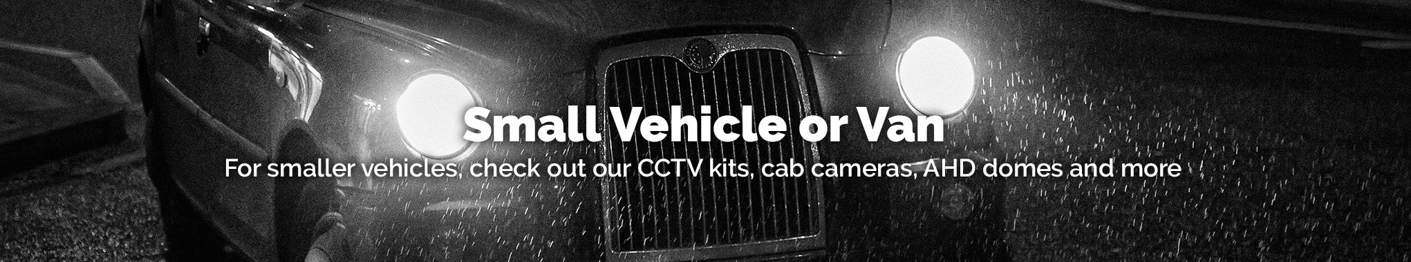 Small Vehicle or Van