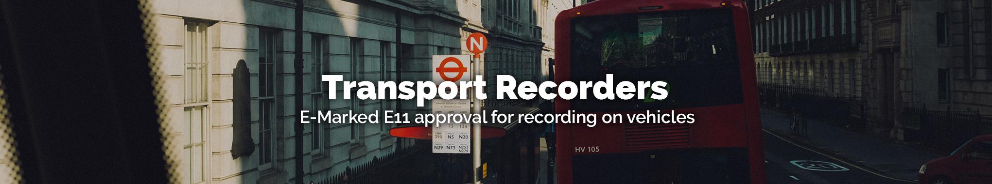 Transport Recorders